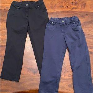Hanna Andersson Adjustable Waist Pants